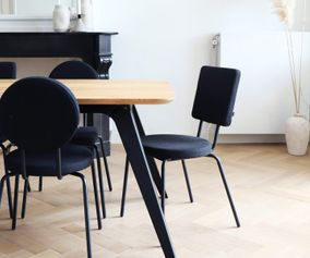 Puik Fold table & Option chair